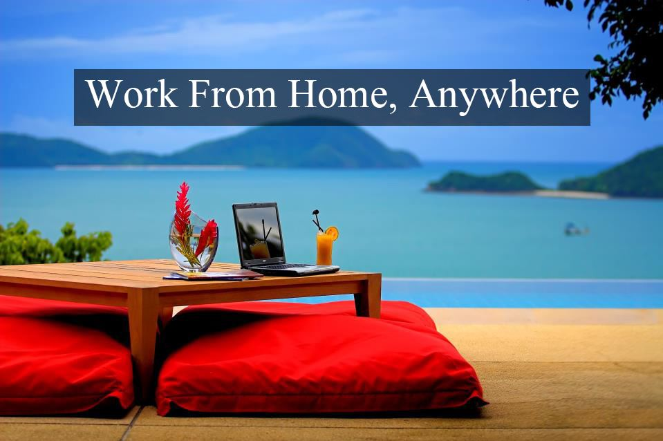 Carla Moore Speaks - work from home anywhere