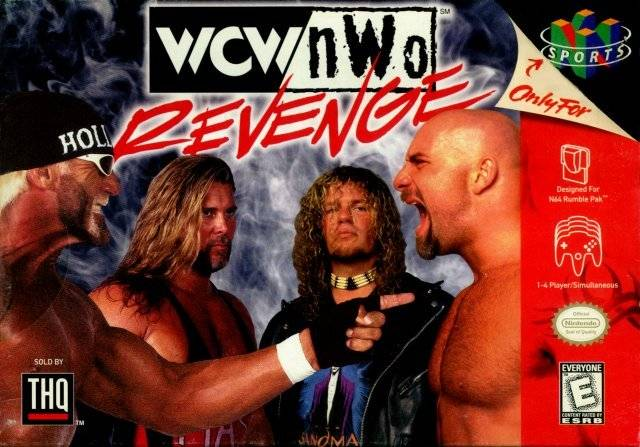 WCW/NWO Revenge (N64 mini review)