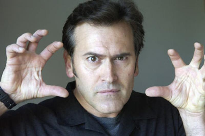 From the Vault: 10 Questions with Bruce Campbell