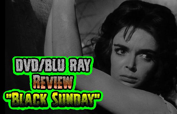 Blu Ray/DVD: Black Sunday (Arrow Reg B/2)