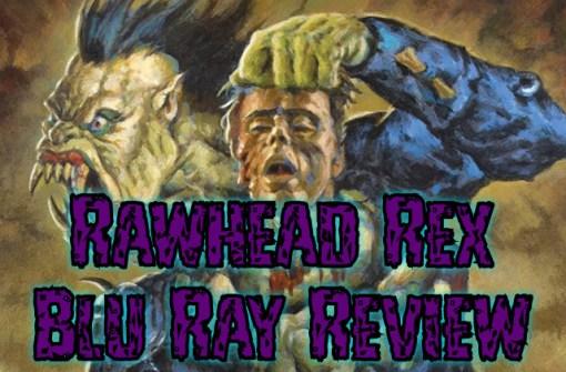 Rawhead Rex Blu Ray (Reg B)