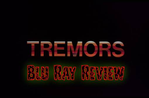 Tremors (Arrow Blu Ray, Reg B)