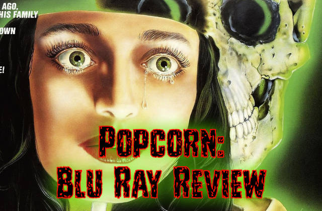 Popcorn (Region Free Blu Ray)