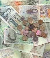 pound money