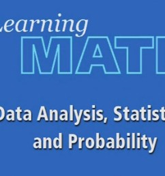 Learning Math: Data Analysis [ 672 x 1298 Pixel ]