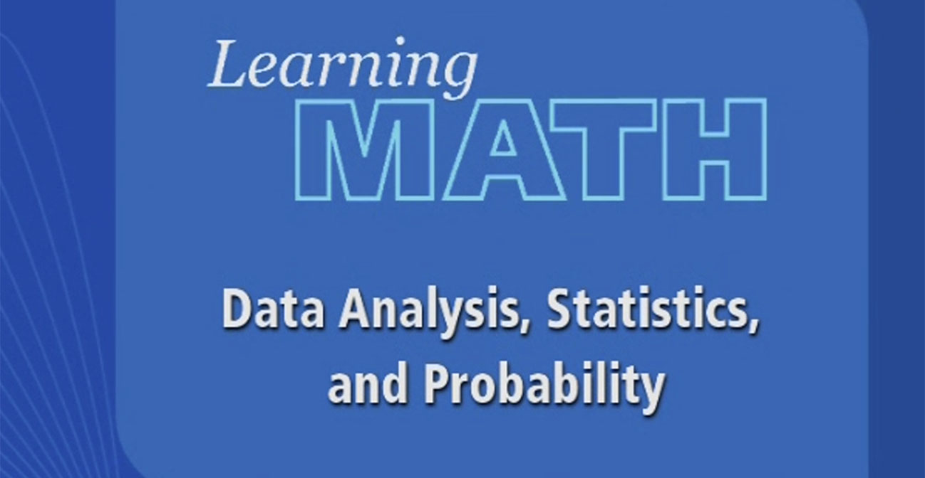 hight resolution of Learning Math: Data Analysis