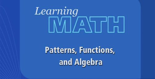 small resolution of Learning Math: Patterns