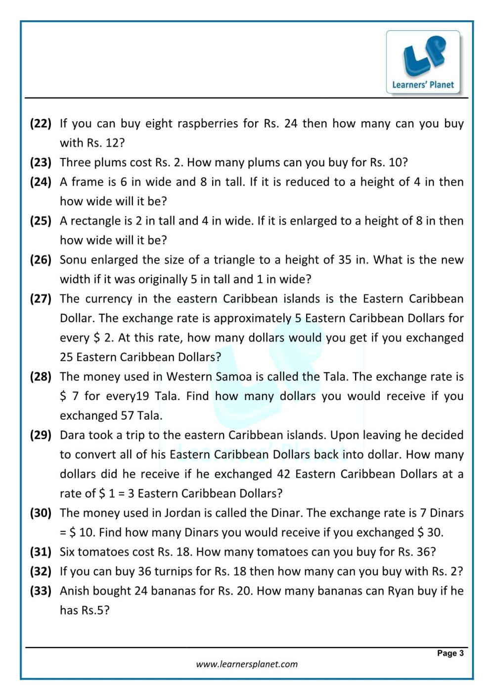 medium resolution of Worksheet for linear equations in one variable class 7 Maths