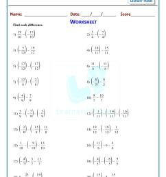 8th maths rational numbers interactive quiz [ 1521 x 1075 Pixel ]