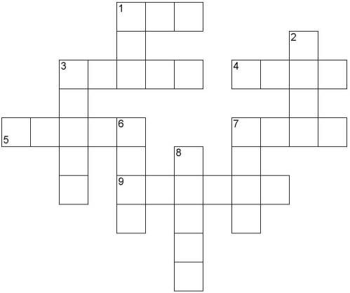 small resolution of Animal sounds crossword puzzle worksheet pdf download