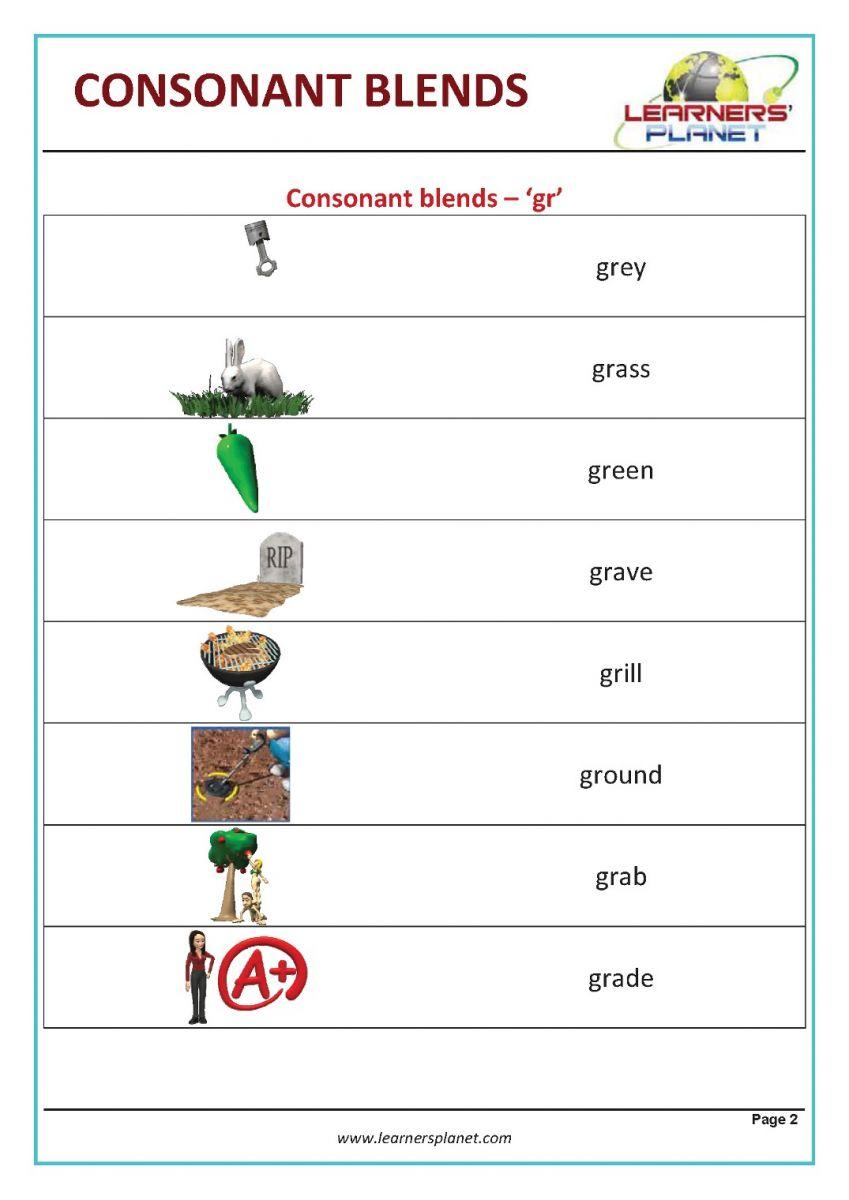 hight resolution of Phonics worksheets free printables for kindergarten