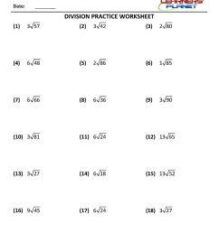 Math division worksheet [ 1200 x 849 Pixel ]