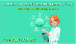 Grammar, Spelling And Punctuation Checker Software