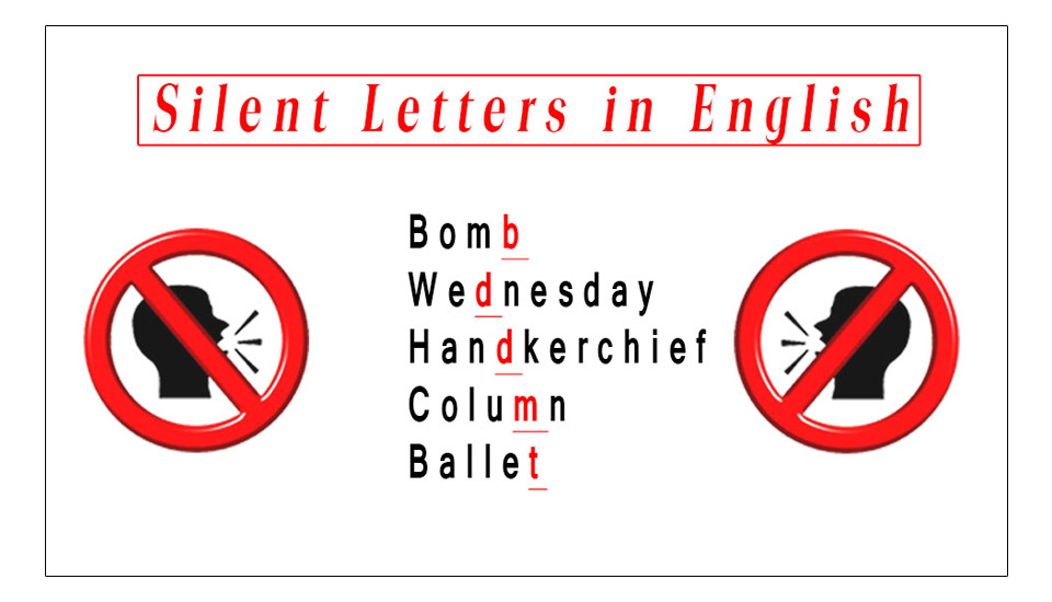 Silent Letters Complete Rules In English Silent Letters In English A