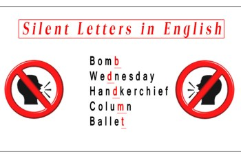 Silent Letters in English