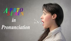 What is Aspiration in Pronunciation?