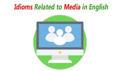 Idioms Related to Media in English