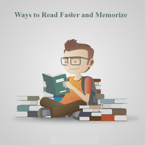 5 Easy Ways to Read Faster and Memorize