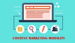 Content Marketing Modality