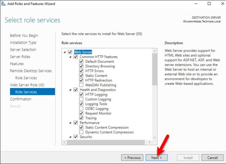 Install-Configure Remote Desktop Services