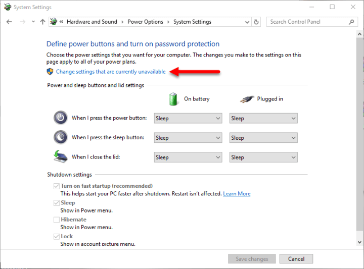 Delete Hiberfil.sys (Hibernation) File In Windows 10