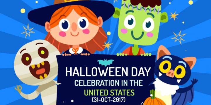 Halloween Day Celebration in the United States