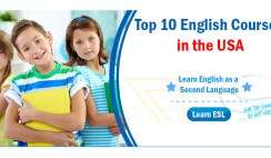 Top 10 English Courses in the USA
