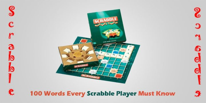 100 Words Every Scrabble Player Must Know