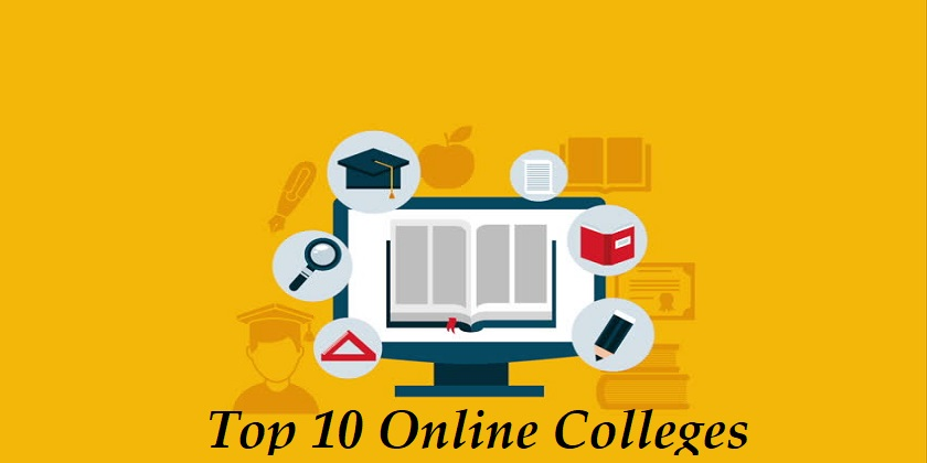 The Top 10 Online Colleges