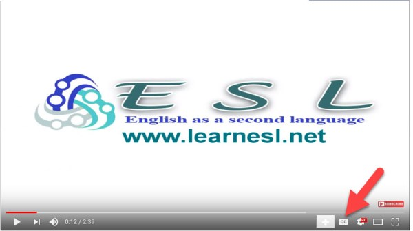How to Learn English On YouTube