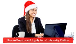 How to Prepare and Apply for a University Online