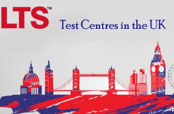 IELTS Test Centres in the UK