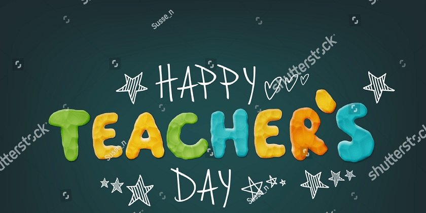 Anchoring Script For The Teacher S Day