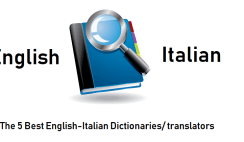The 5 Best English-Italian Dictionaries/Translators Online and Offline