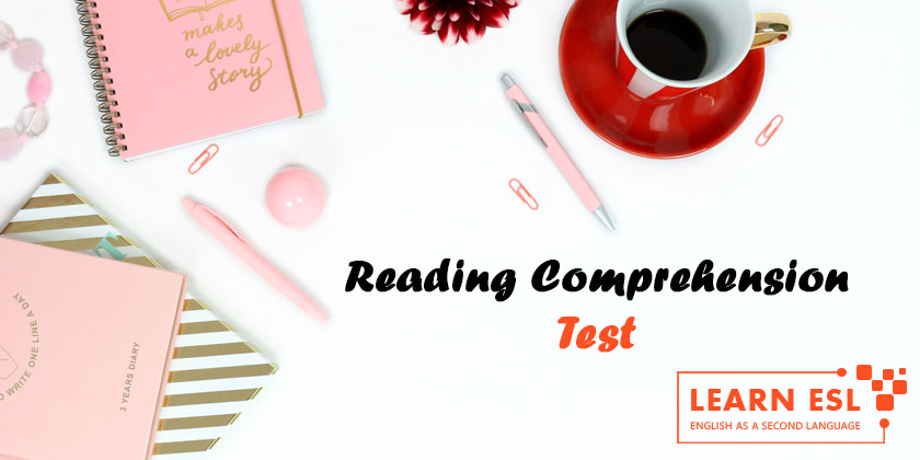 Reading Comprehension Test for Advanced Students