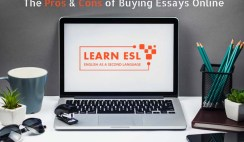The Pros & Cons of Buying Essays Online