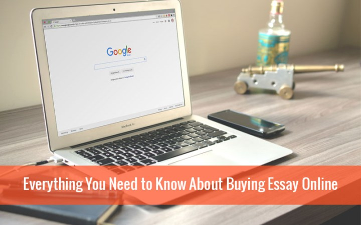 Everything You Need to Know About Buying Essay Online