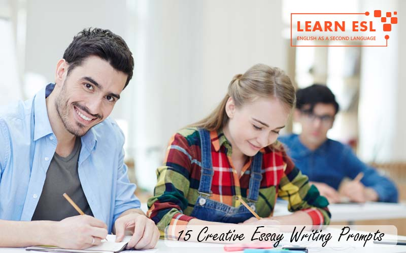 15 Creative Essay Writing Prompts for Students