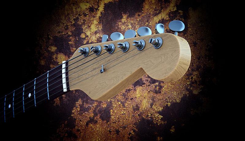 Easy guitar licks