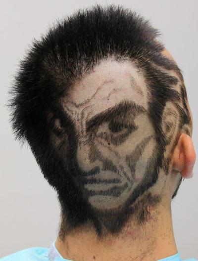 9 Crazy Haircuts  Learn Haircuts