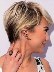 short blonde haircuts learn