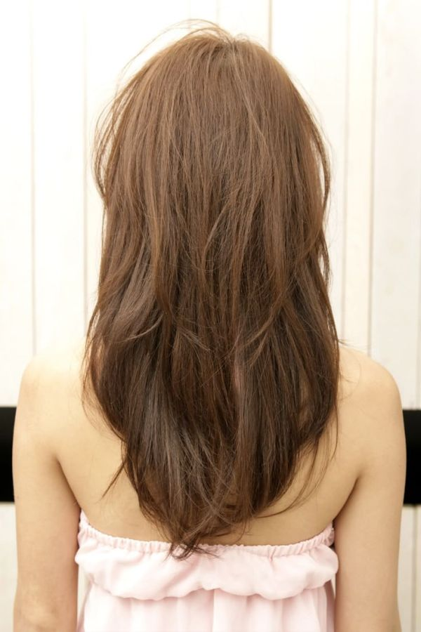 30 Hairstyles Shaped Like V Hairstyles Ideas Walk The Falls
