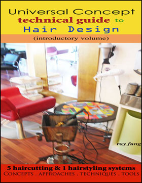 learn hair design by ray fung