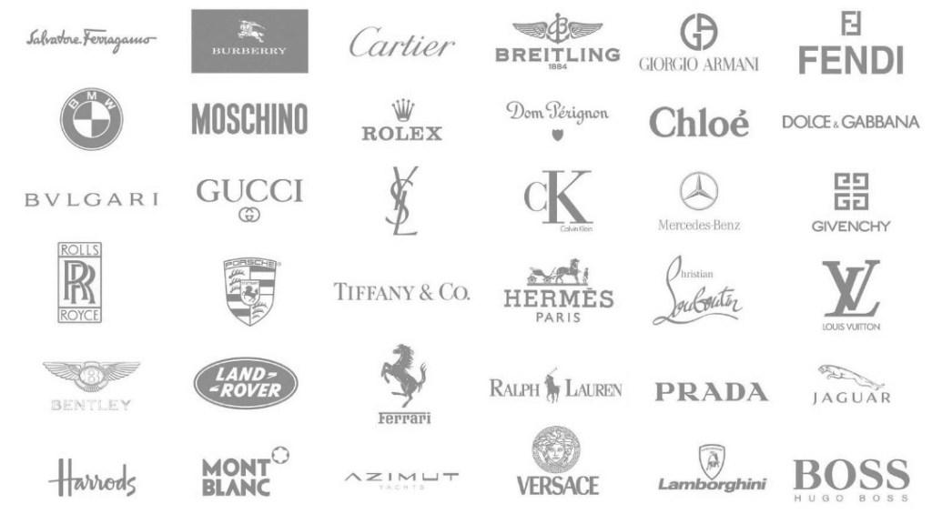 Most Popular Designer Brands In Uk