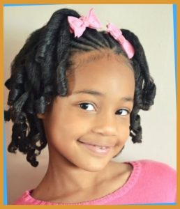 nigerian hair styles ponytail hairstyles for black learn how to 4414 | top 50 african american little girl natural hairstyles pertaining to african american girl hairstyles toddler regarding desire 258x300