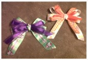 make hair bows 1st