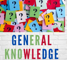 General Knowledge for Preschool 1