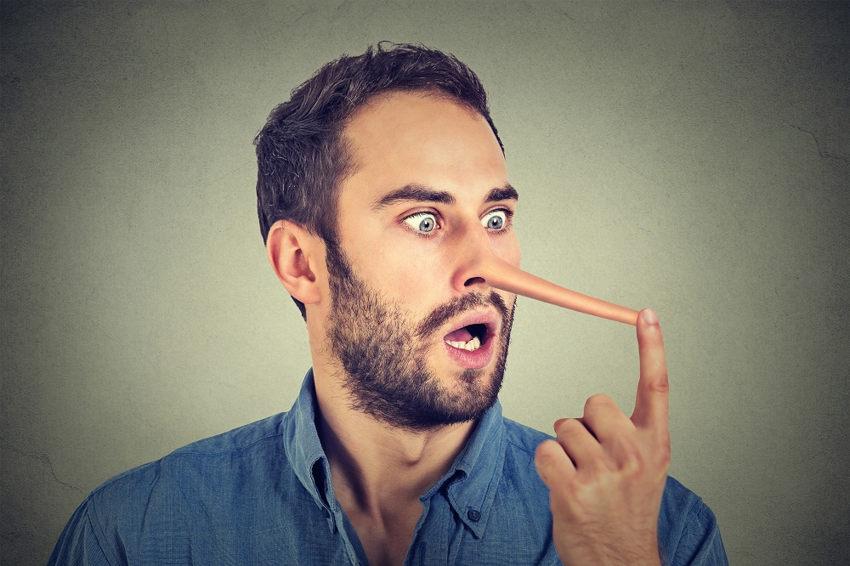 Reading Body Language detect lies