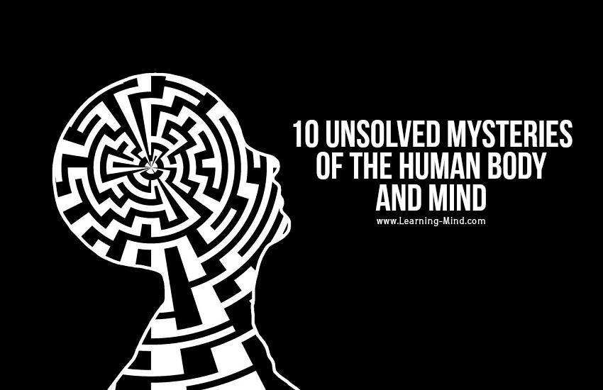 body and mind mysteries