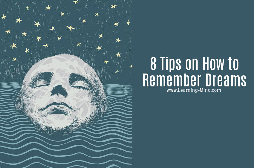 how to remember dreams